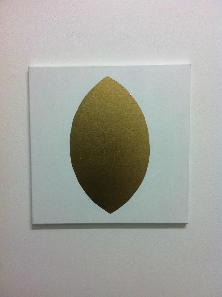 Aureola (2012) by Tom Isaacs